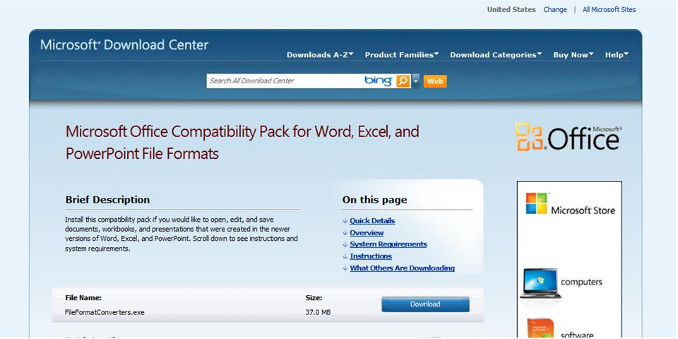 Free cool online tool office compatibility pack mustard - Office compatibility pack for office 2007 ...