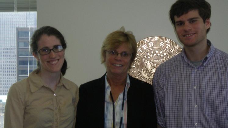 District Day at Senator Sherrod Brown's Office