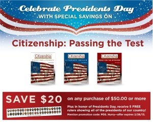 Citizenship: Passing the Test