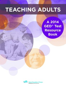 Teaching Adults GED Book Cover