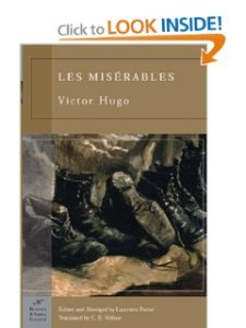 Les Miserables Book Cover